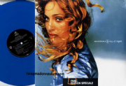 RAY OF LIGHT - FRANCE OFFICIAL BLUE VINYL 2-LP